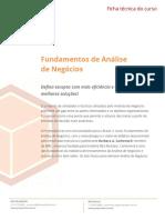Ficha_Tecnica_Curso_Fundamentos_de_Analise_de_Negocios_Projectlab