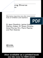 D. Jean Clandinin, Janice Huber, Marilyn Huber, M. Shaun Murphy, Anne Murray Orr, Marni Pearce, Pam - Composing Diverse Identites_ Narrative inquiries into the interwoven lives of childr