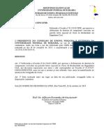 Resoluo n 016 2019-CEPE - Referenda Deciso n. 011-2019-CEPE abertura de componente curricular em perodo especial