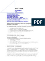 BusinessPlanningTemplate