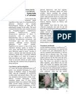 STAPHYLOCOCCAL MASTITIS AND ITS TREATMENT IN GOAT A CASE REPORT.