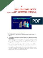 CONVENCIONES Y PACTOS COLECTIVOS 1 a 5