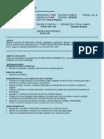 Modelo Procedimientos Generales ISO 9001:2008