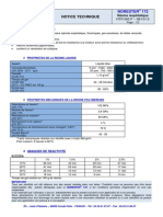 FT RESINE ISO 172