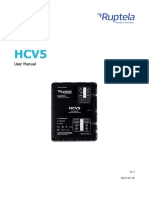EN HCV5 User Manual