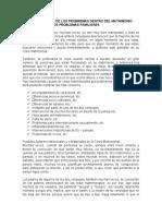 CAUSAS Y EFECTOS DE LOS PROBREMAS DENTRO DEL MATRIMONIO