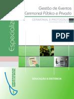 Cerimonial e Protocolo - UAB