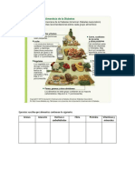 tabla nutricional ELE