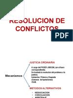 Mt Nº 17 Resolucion de Conflictos