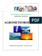 APOSTILA CLIMATOLOGIA AGRICOLA