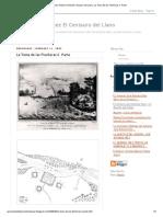 José Antonio Páez El Centauro del Llano_ La Toma de las Flecheras II. Parte