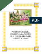 PROPUESTA COMERCIALIZACION ISALA