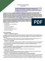 Ley Nº 27972 - Ley Organica  de Municipalidades GOLO