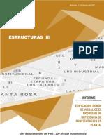 Trabajo 01 - Estructuras III