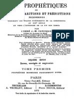 Voix Prophetiques (Tome 1) 000000577