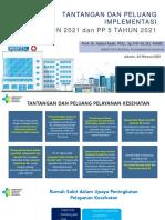 Bahan Ppt Dirjen- Sosialisasi PP 47 Dan PP 5 Tahun 2021