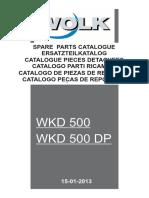 WOLK 500 monofasica