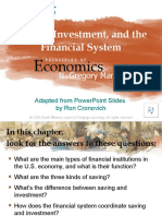 Investment and the Financial System(Audio)
