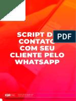 Material Script Whatsapp