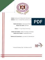 Tema 1.5 Compromiso social de la contabilidad