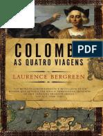 BERGREEN, Laurence. Colombo As Quatro Viagens
