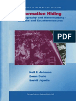 Information Hiding. Steganography and Watermarking - Attacks and Countermeasures