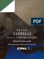 Bruno Zeppilli Pinturas 1987-2020 ICPNA