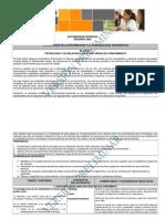 Plan y Programa de Estudio de Informática 2 Secundaria