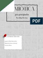 análisis del libro semiótica para principiantes