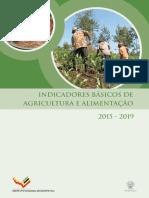 Publicacao Indicadores basicos de agricultura e alimentacao_final