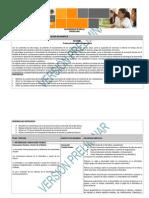Planes y programas de Estudio de Informática 3 Secundaria