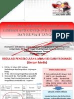 Materi I Made Dwi Arbani,STP., M.Si - Upaya _ Metode Pengolahan Limbah APD Covid 19_Seminar Poltekkes