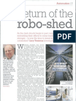 Return of the robo-shed