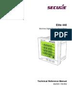 User Manual of Elite 440