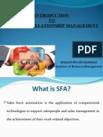Lecture 10 Sales Force Automation-crm (1)