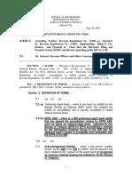 RR 2002 No. 9 Amendments on Use of EFPS Part II
