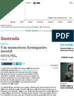Augusto de Campos Versus Ferreira Gullar 2016