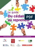 Guide du cédant et repreneur 2018