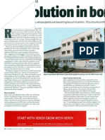 Repro India in the News - in PrintWeek India magazine
