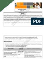 Planes y Programas de estudio de Administración Contable 1 Secundaria