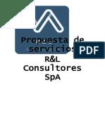 Propuesta de Servicios RL Consultores