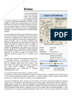Guerra_FEDERAL civil_boliviana