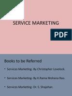 Service Mktg Ppt