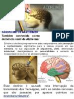 AULA Alzheimer e DOENÇA DE PARKINSON