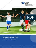 VBG Info Fur Sportvereine