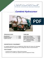 Combine Hydrocur