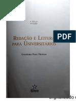 RESUMO_Redação e leitura para universitários_Graciema Pires Therezo
