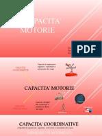 CAPACITA' MOTORIE (animato)
