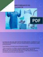 Riesgos y Bioseguridad en El Personal de La