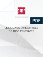 2017 Implementation Guides ALL French